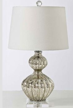 Jcpenney home set of 2 mercury glass table lamps found at jcpenney jcpenney home set of 2 mercury glass table lamps found at jcpenney amy g pinterest glass table lamps glass table and mercury glass aloadofball Images