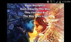 Souls recognize