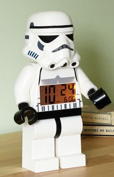 Awesome Star Wars Take It By Storm Alarm Clock http://rstyle.me/n/ieiuwbh9c7