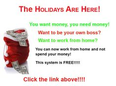 ATTENTION EVERYONE NEEDS TO JUMP ON THIS MONEY TRAIN CHOO CHOO !!! People are just joining this non-stop. Fire YOUR Bo$$!! http://getcredits4cash.com