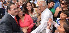 Javier Duarte asistió al acto conmemorativo del 167 aniversario de la Gesta Heroica de los Niños Héroes de Chapultepec