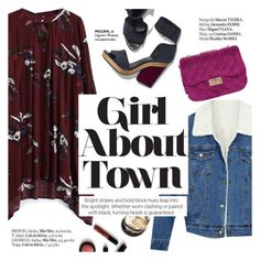 """girl about town"" by punnky ❤ liked on Polyvore featuring Pierre Hardy, Haute Hippie and Chanel"