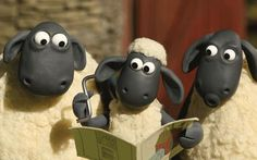 this show is amazing (shaun the sheep)