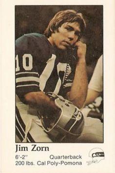 He started it.....Seahawks, Jim Zorn, 1979s