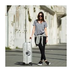 Real Girl Travel Outfit Ideas | POPSUGAR Celebrity
