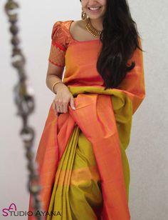 Wedding Silk Sarees Online | Buy Kanchipuram Wedding Sarees | Banarasi - House of Ayana