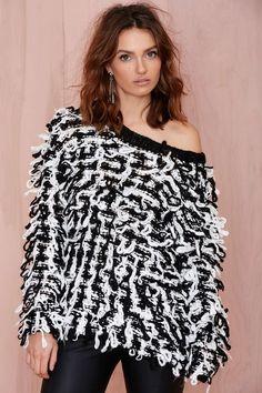 Joa Gimme the Loop Sweater