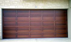 Real timber frame with real timber slat inserts. Custom Garage Doors, Garage Door Design, Custom Garages, Your Design, Custom Design, Sectional Garage Doors, Timber Slats, Laser Cut Panels