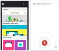 Google actualiza Chrome para iOS