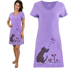 Love Dog Nightshirt at The Animal Rescue Site