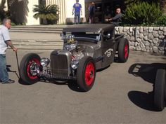 65th Annual Grand National Roadster Show Saturday Coverage
