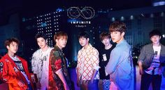 INFINITE- exactly 1 year after the end of 'Back' promotions ♡