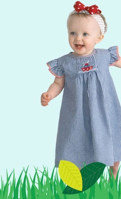 Smocked on zulily today