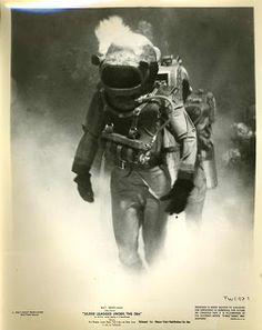 Vintage movie stills: Disney's Leagues Under the Sea