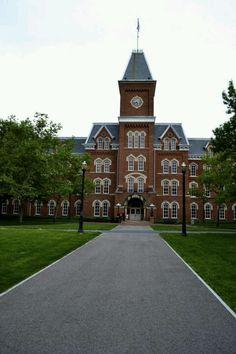 University Hall, OSU Campus