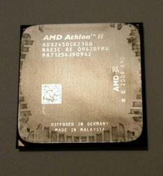 AMD ADX2450CK23GQ Athlon II X2 245 2.90GHz Socket AM2+/AM3 CPU Processor #AMD