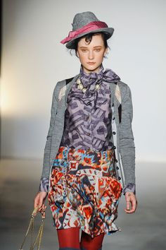 Vivienne Westwood F/W 2012 | The House of Beccaria