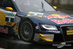 Heavy rain during qualifying, Martin Tomczyk, Audi Sport Team Abt Sportsline, Audi A4 DTM