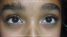 Great look!!! the 3D Fiber lashes and some mineral pigments to give a simple but sophisticated look!! Order yours now! www.youniqueproducts.com/mariecarmelba $35 CDN for the mascara!!! A bargain!!!