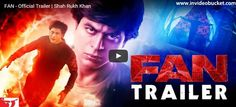 FAN – Official Trailer Launch | Shah Rukh Khan | Bollywood Upcoming Movie