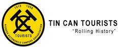 """""""Tin Can Tourists is an all make and model vintage trailer and motor coach club. Our goal is to promote and preserve vintage trailers and motor coaches through gatherings and information exchange."""" - Listings for trailers too!"""