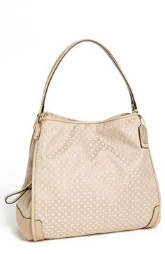 COACH 'Madison - Small Phoebe' Shoulder Bag available at #Nordstrom