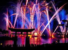 Illuminations-Epcot