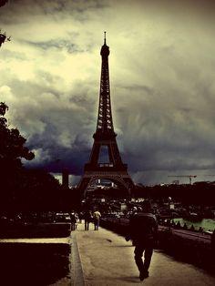 Paradise.: ¡Je t'aime París!