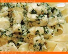 Frikasé z morského ostrieža - Sefkuchari. Potato Salad, Potatoes, Ethnic Recipes, Food, Potato, Essen, Meals, Yemek, Eten