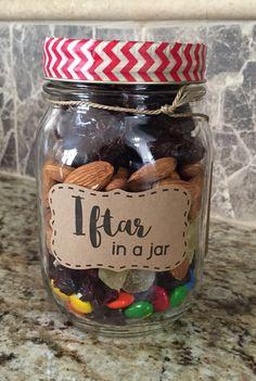 Iftar in a Jar-Ramadan and Eid Gift for Muslims by RamadanMoon