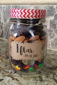 Iftar in a Jar-Ramadan and Eid Gift for Muslims by RamadanMoon