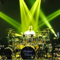 Calvin Rodgers, my influence using Pearl drums