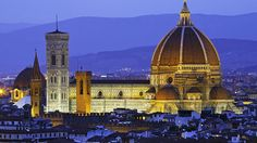 When I visited Italy we didn't get a chance to stop in Florence. So it's on the list, too!
