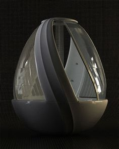 Unique Modern Egg Shower by Arina Komarova--not sure how it would work but could be good for the disabled population.