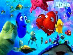 finding nemo Disney Pixar, Finding Dory, Illustrations, Fish, Pets, Animals, Finding Nemo, Animales, Animaux