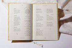 Alizée Freudenthal's identity for Hotel Peter & Paul evokes the Catholic history of the venue — The Brand Identity Restaurant Marketing, Restaurant Menu Design, Restaurant Branding, Menu Layout, Book Design Layout, Leaflet Design, Behance, Editorial Layout, Editorial Design