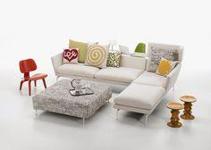 Modern Furniture : Suita Sofa by Antonio Citterio for Vitra