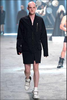Rick Owens S/S 2014 Menswear