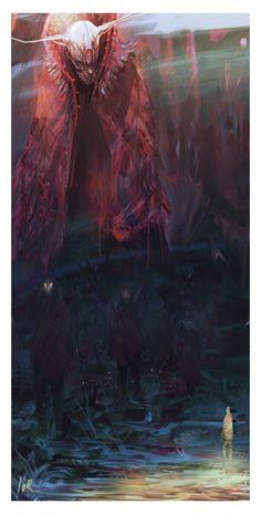 The Watchers by Yor-Art.deviantart.com