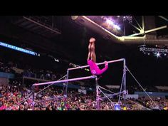 Simone Biles - Uneven Bars - 2013 AT American Cup