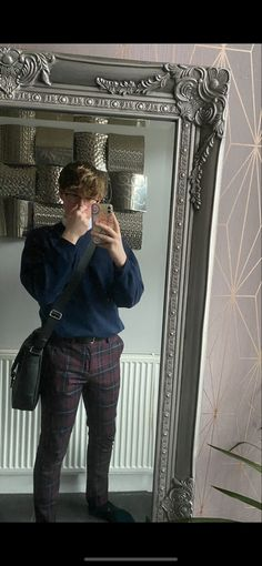 Nerd Outfits, Aesthetic Grunge Outfit, Nerd Fashion, Dark Mens Fashion, Tobias, Outfit Ideas, Gender, Clothing, Style