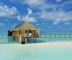 The top 5 elite luxury resorts in the Maldives http://www.aluxurytravelblog.com/2013/10/13/the-top-5-elite-luxury-resorts-in-the-maldives/