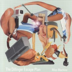 """The Dillinger Escape Plan, """"Setting Fire to Sleeping Giants"""" 