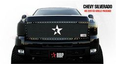 black rbp grill
