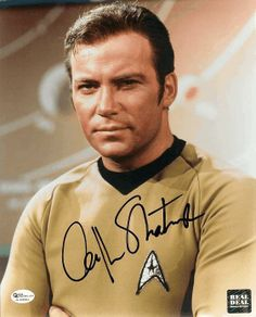 Star Trek: Captain Kirk (William Shatner)