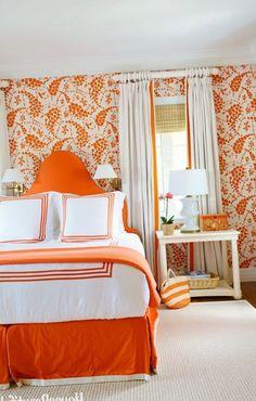 Orange Bedroom Decor   Https://bedroom Design 2017.info/