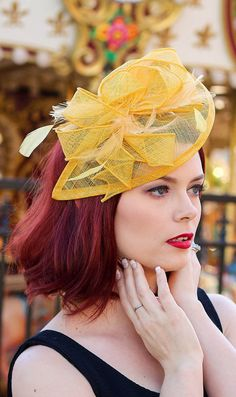 25 Best Shades of Blue s Fascinator Styles   Trends images in 2019 ... a0accd96c93c