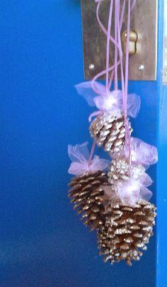 Στολίδια με υλικά από την φύση!-14 μέρες ως τα Χριστούγεννα - Anthomeli