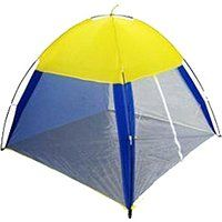 Today's Deals Generic Portable Waterproof 2 Person Tent Yellow sale