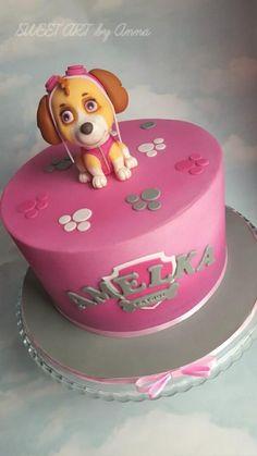 Skye Paw Patrol cake by SWEET ART by Anna